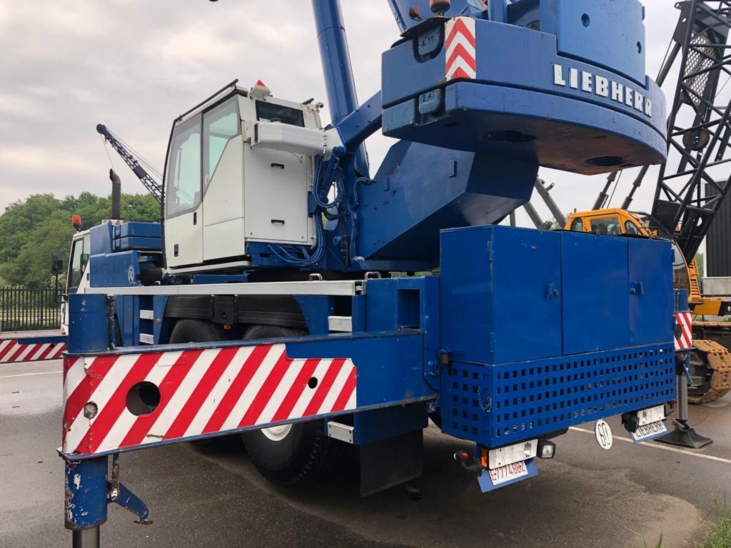 Liebherr LTM1055/1