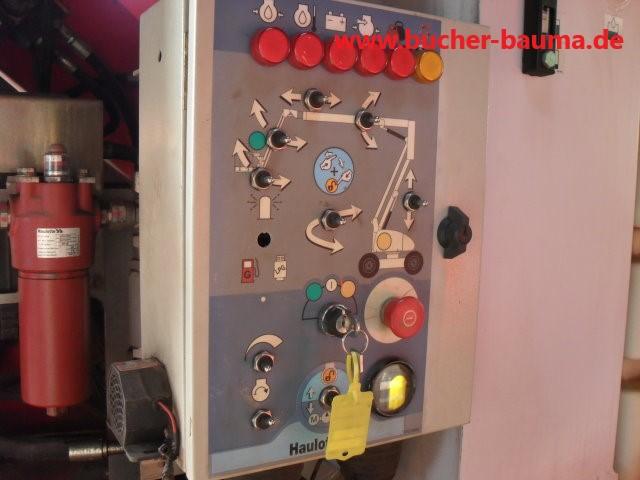 Gelenkarbeitsbühne Haulotte HA20 – mehrfach vorhanden