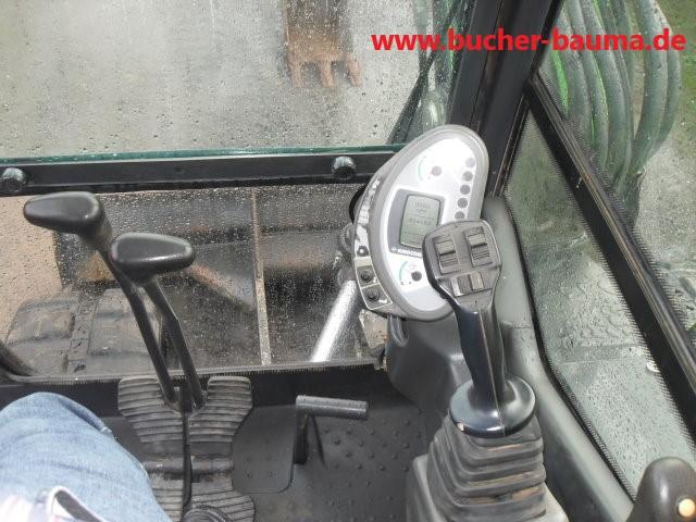Kettenbagger Eurocomach ES850ZT