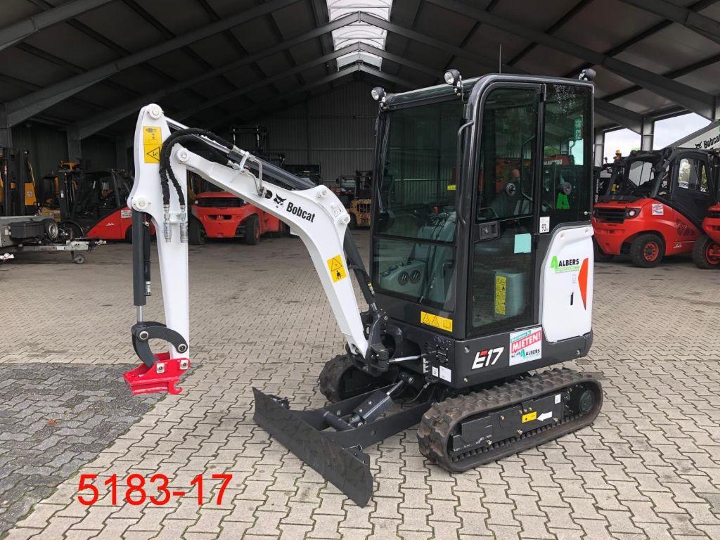 Bobcat E 17 V MS01