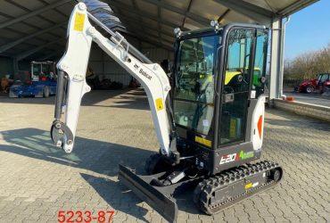 Bobcat E 20 Z MS 01