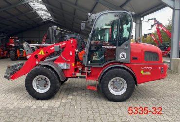 Weidemann 4070 CX 80