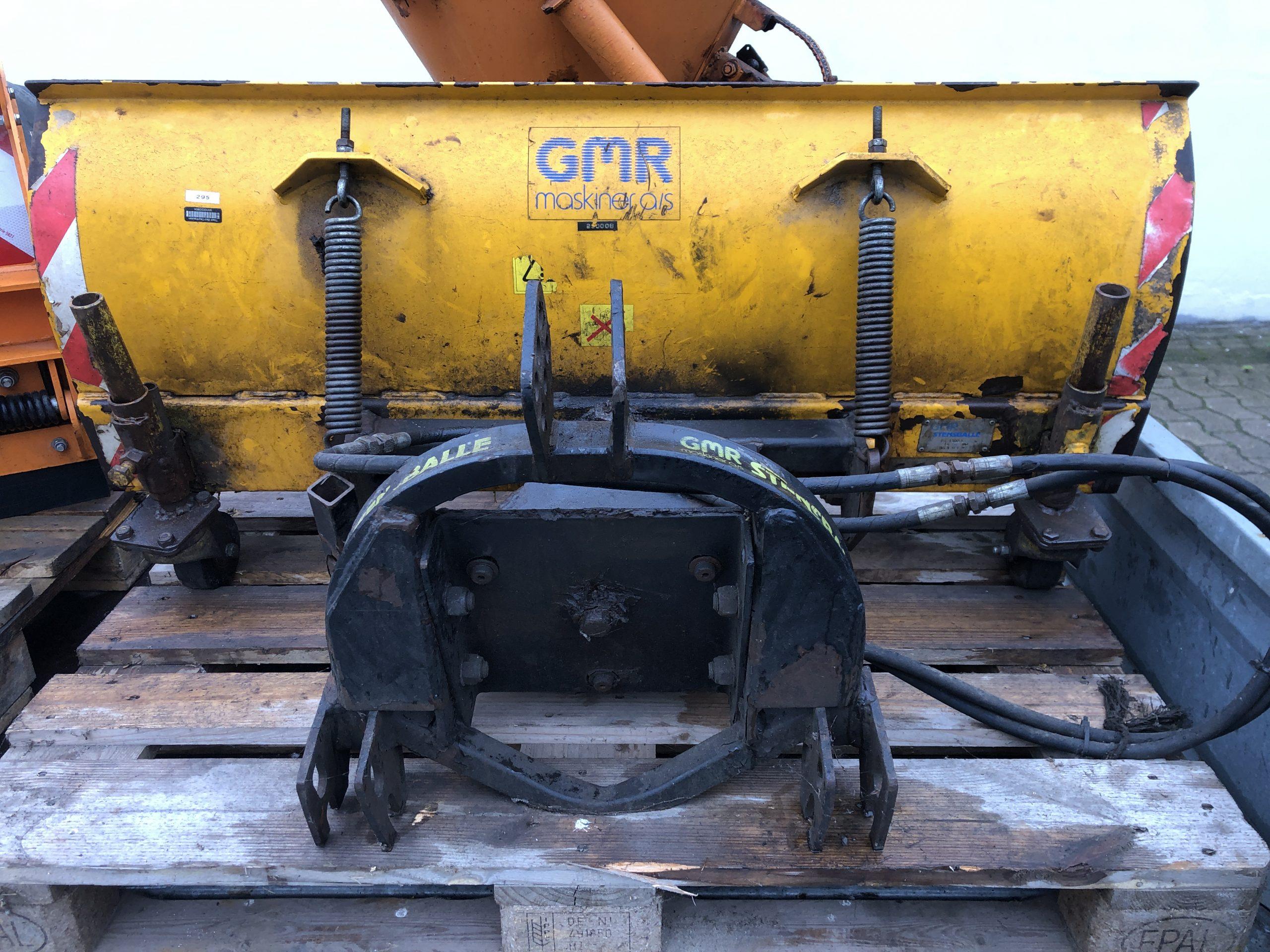 GMR Stensballe FS 1300 L * leichtes Schneeräumschild 130 cm Breit