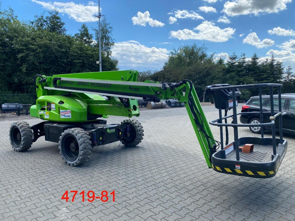 Niftylift HR 21 Hybrid