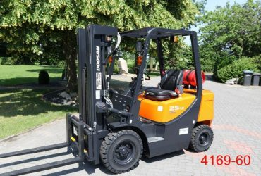 Doosan G 30 G Plus