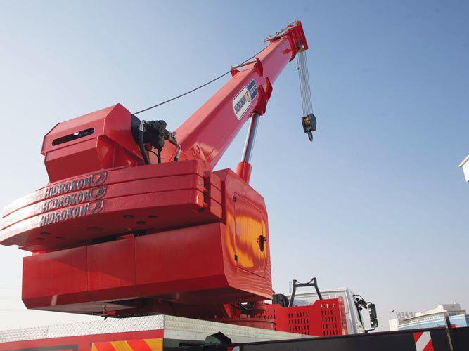 Mobile crane Hidrokon HK 120 33 T3-40 ton