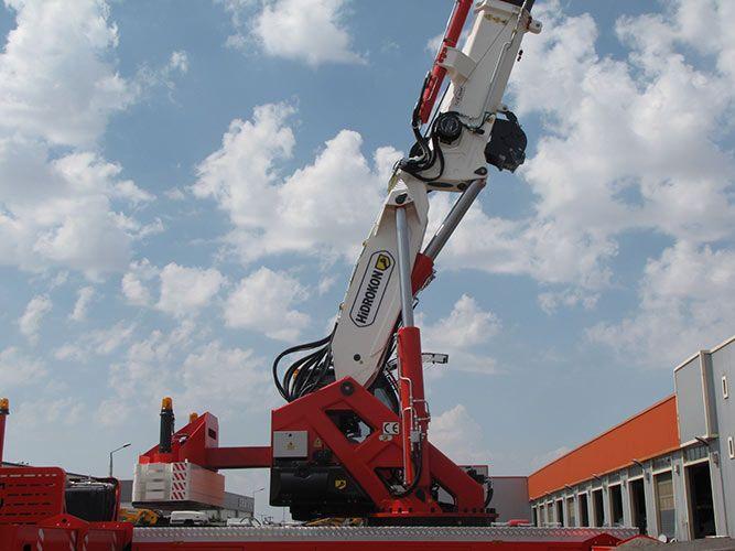 Mobile crane Hidrokon HK 165 K7 ( + L5 )
