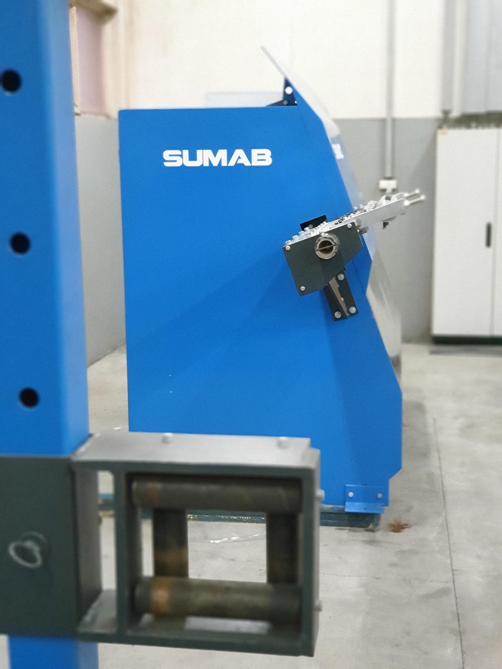 Doppeldrahtbügel Biegemaschine SUMAB WB-12