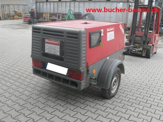 Baukompressor Compair DS 30