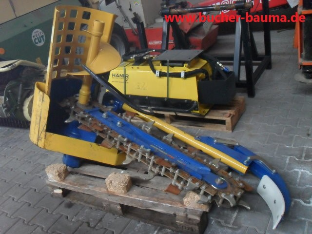 Anbaugrabenfräse Auger Torque MT900